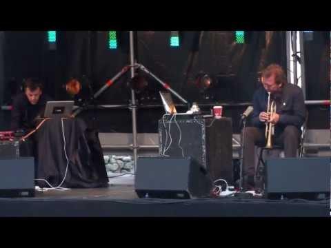 Nils Petter Molvaer & Biosphere - Genkai-1 @ Sunrise 2011 Verdens Ende (The World's End) [HD]