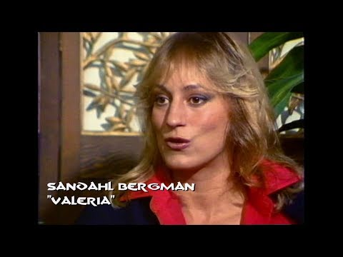 Sandahl Bergman on Conan the Barbarian 1982