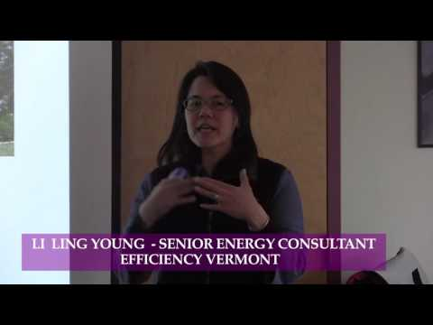 The Path to Zero Energy Homes: Li Ling Young