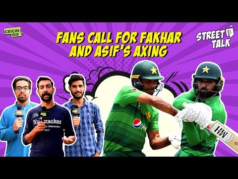 Fans call for Fakhar and Asif's axing: Street Talk Episode 2