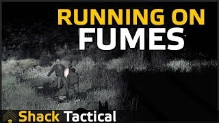 ShackTac Arma 2 - Running on fumes