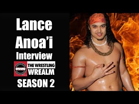 Lance Anoai Interview Part 1 of 3