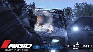 RIGID Torture Test ft. Fieldcraft Survival Trailer