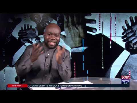 Ghana's Corruption Index - UPfront on JoyNews (28-1- 21)