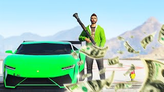 HOW TO BE A BOSS! (GTA 5 Funny Moments)