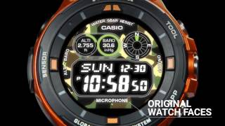 Casio Pro Trek Smart WSD-F20 Android Wear GPS Smartwatch | aBlogtoWatch