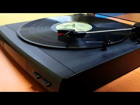 Sony Turntable PS-Lx56 Test