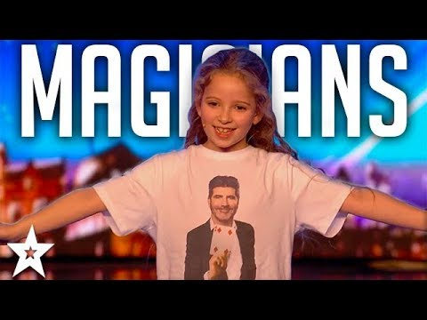 BEST Magician Auditions on Britain's Got Talent 2017 | Got Talent Global