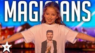 Download BEST Magician Auditions on Britain's Got Talent 2017 | Got Talent Global Mp3 and Videos