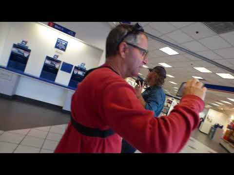 "U.S. Post Office LAX Airport ( "" NO PICTURES IN THE POST OFFICE "" ) 1st Amend Audit"