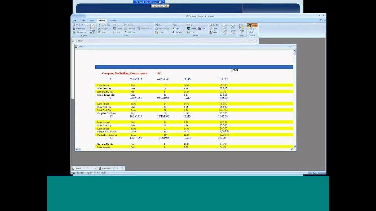 GUPTA REPORT BUILDER PDF