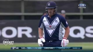 Highlights: NSW Blues vs Victorian Bushrangers, Elimination Final