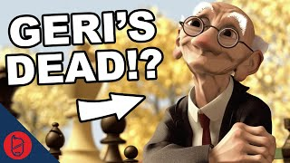 Pixar Theory: GERI IS DEAD!?