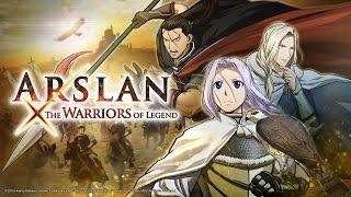 Arslan: The Warriors of Legend - Full Movie