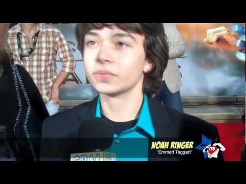 Cowboys & Aliens  Red Carpet   Noah Ringer