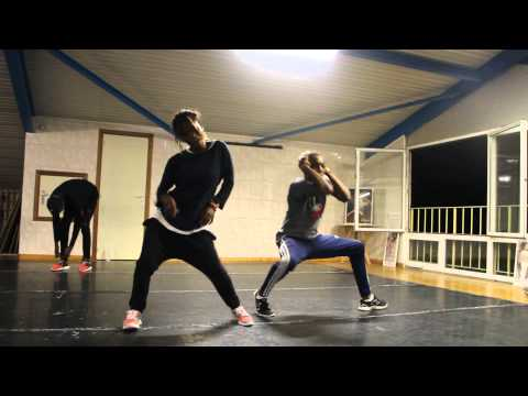 Geny Navuzi | Workshop Ragga/Dancehall Class