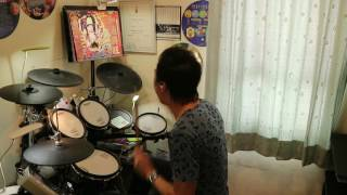 Drum cover (Superfly 99) DOCTOR-X4 主题曲