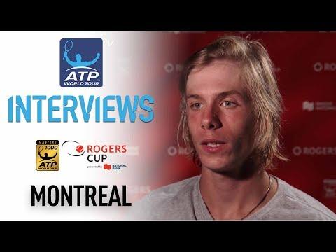 Shapovalov Dream Week Continues Montreal 2017