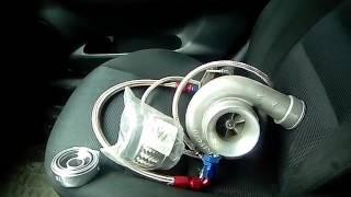 Как поставить турбину на овоща!?Mazda 6 gg 1.8. 2 часть.
