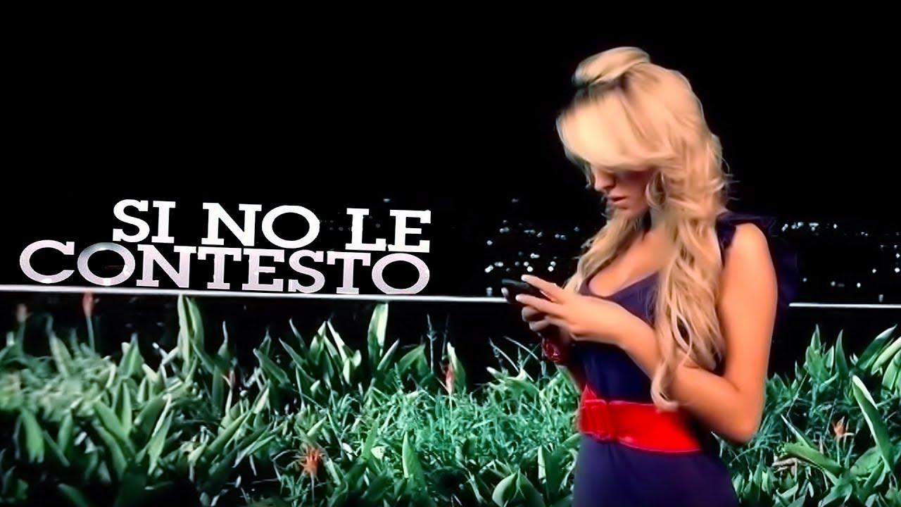 Plan B — Si No Le Contesto [Official Video]
