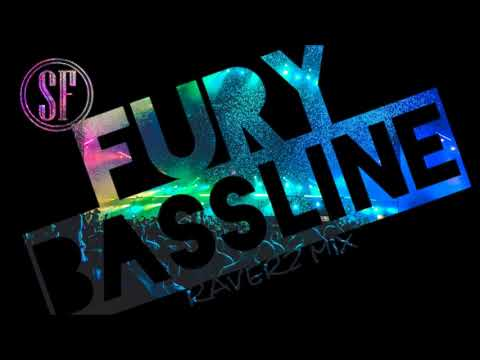 BASSLINE RAVERZ MIX #5 2018 - DJ FURY