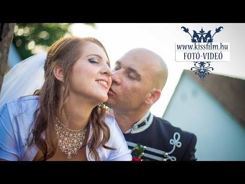 Erika és Péter esküvője Nyíregyházán a Stella Rose étteremben