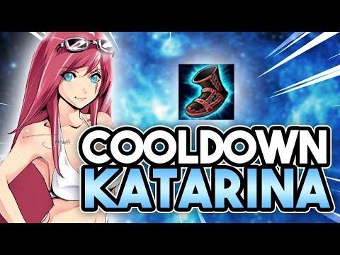 IS 45% CDR KATARINA GOOD? - Kat Build Discussion | Katlife