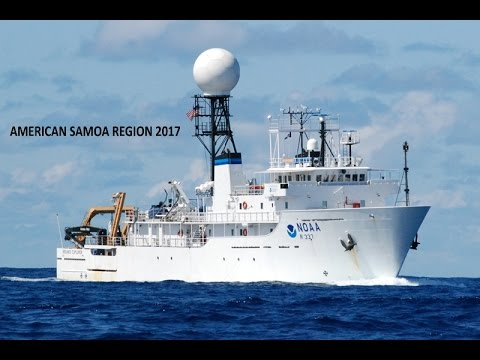 NOAA Okeanos Explorer 2017: Final Dive of American Samoa Exp