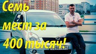 Правый руль жив! Японский минивэн Toyota Corolla Spacio 2003 (На продаже в РДМ-Импорт)