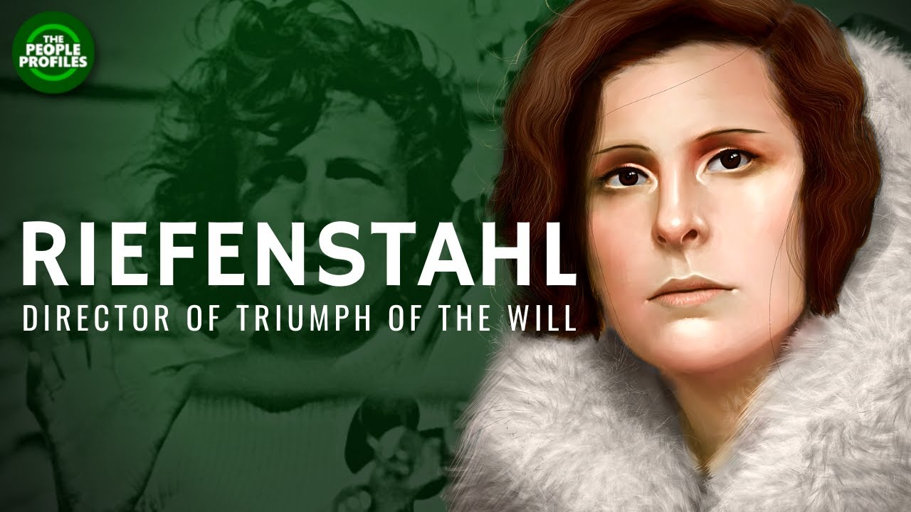Leni Riefenstahl - Director of Triumph of the Will Documentary