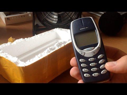 Распаковка Nokia 3310 с Aliexpress. Хипстер 99лвл.