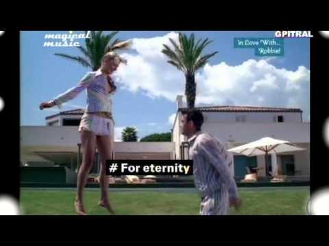 Robbie Williams Eternity lyrics