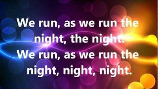 Pitbull We Run The Night LYRICS -.mp3