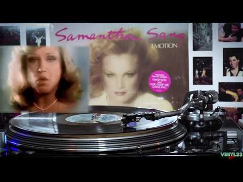 Emotion Samantha Sang Ft Bee Gees VINYL