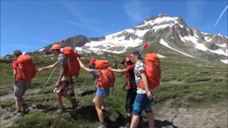Mont Blanc Trek  2016 UCPA Argentière