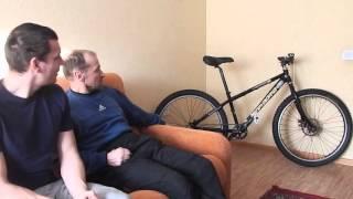 Почему я велосипедист/Виктор - Dabomb Grenade(Хэй-Хэй!! Приветище! Еще новенький проект -