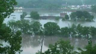Flooding in Clarksville Tennessee - May 2nd - Part 3