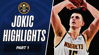 Nikola Jokic's BEST Plays From The 2020-21 Season So Far! 🃏
