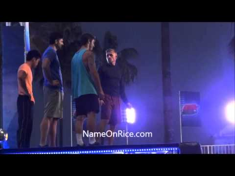 AMERICAN NINJA WARRIOR (PART 5/6) SEASON 6 VENICE BEACH CALIF MARCH 15, 2014