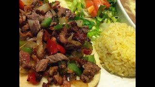 Tacos De Alambre / Cómo Hacer Tacos De Alambre