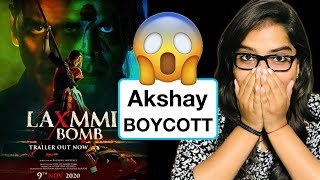 Laxmmi Bomb Teaser Trailer REVIEW | Deeksha Sharma