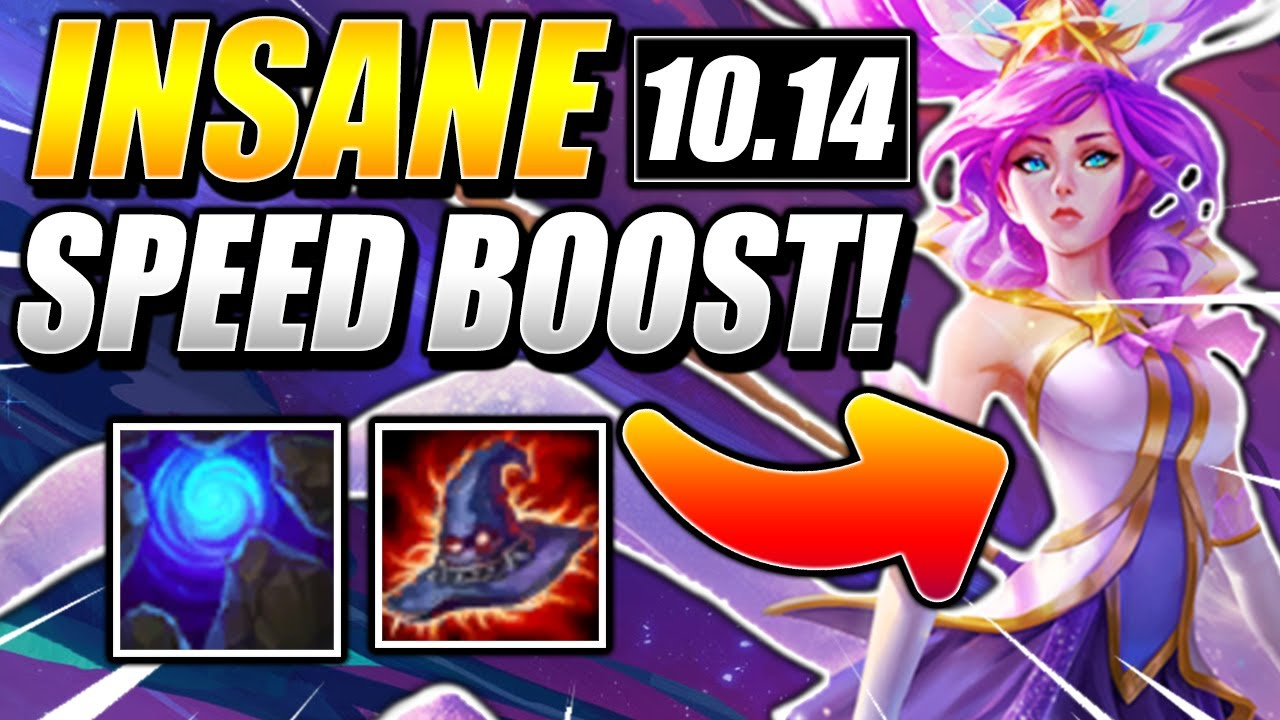 NEW JANNA INSANE BOOST!! - Teamfight Tactics Galaxies Guide BEST SET 3.5 COMPS 10.14 Patch Strategy