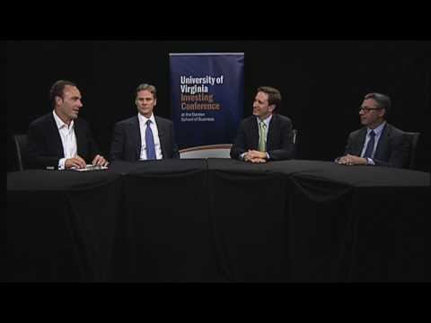 UVIC 2013: Energy Panel moderated by Kyle Bass