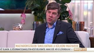 Hatalmas lehetőség: Magyarországon tanulhatnak a külhoni magyarok