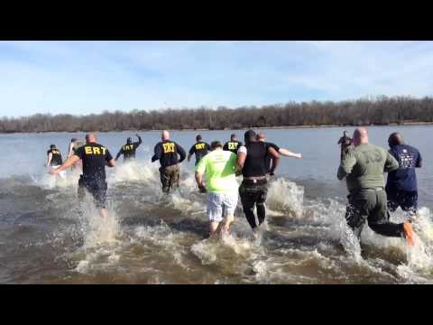 Pine Bluff Polar Bear Plunge 2014 - Arkansas Department Of Corrections Team