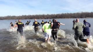 Pine Bluff Polar Bear Plunge 2014 - Arkansas Department Of Corrections Team