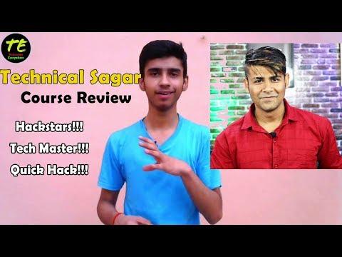 Technical Sagar Course Review | Quick Hack, Tech Master, Hackstars Course