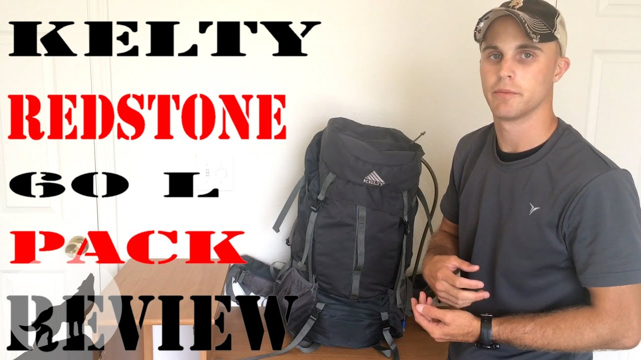 7c4a7648c274 EverythingOutdoors Kelty Redstone 60L Pack Review - YouTube