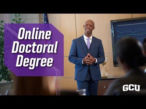 GCU Online Degree Programs | Online PhD Program