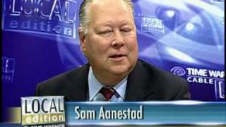 Senator Sam Aanestad Details His Solution to the California Water Crisis